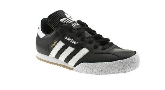 Sneaker designs: Adidas Samba