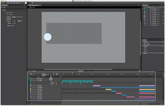HTML animated logo design 15