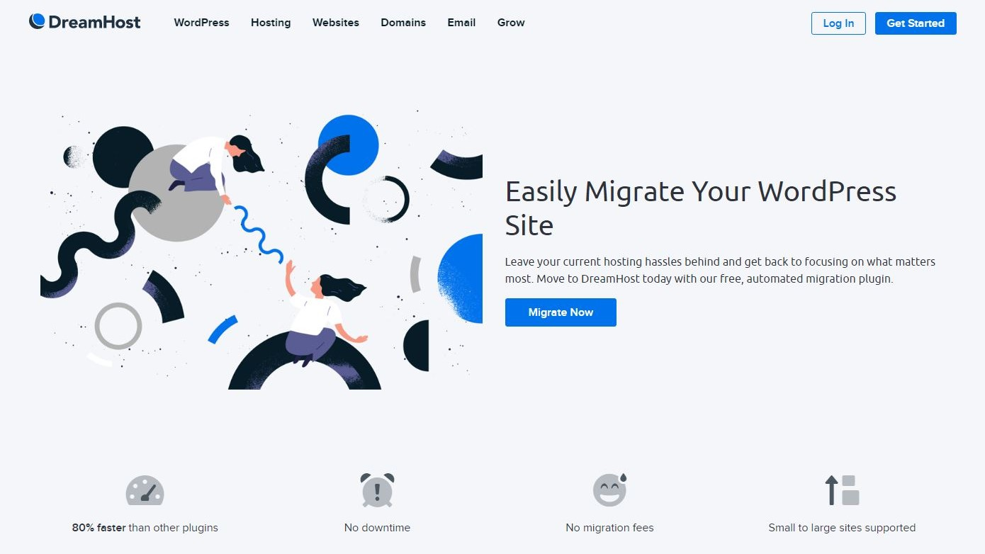 Dreamhost unveils automated WordPress website migration tool with a catch