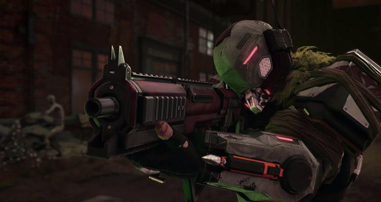 XCOM 2: War of the Chosen showcases The Skirmisher faction
