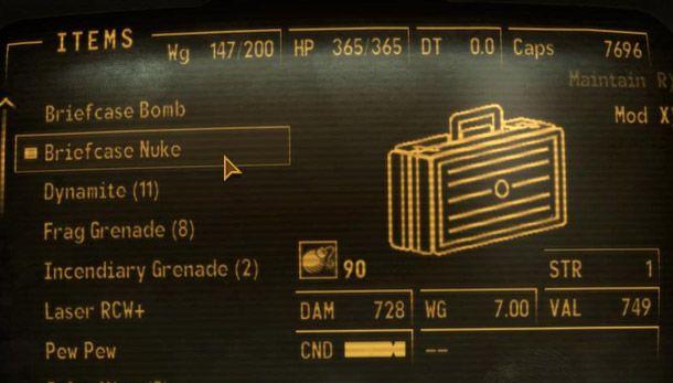 Fallout New Vegas Secret Agent Build