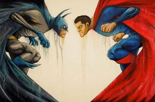 superman batman sequel concept art