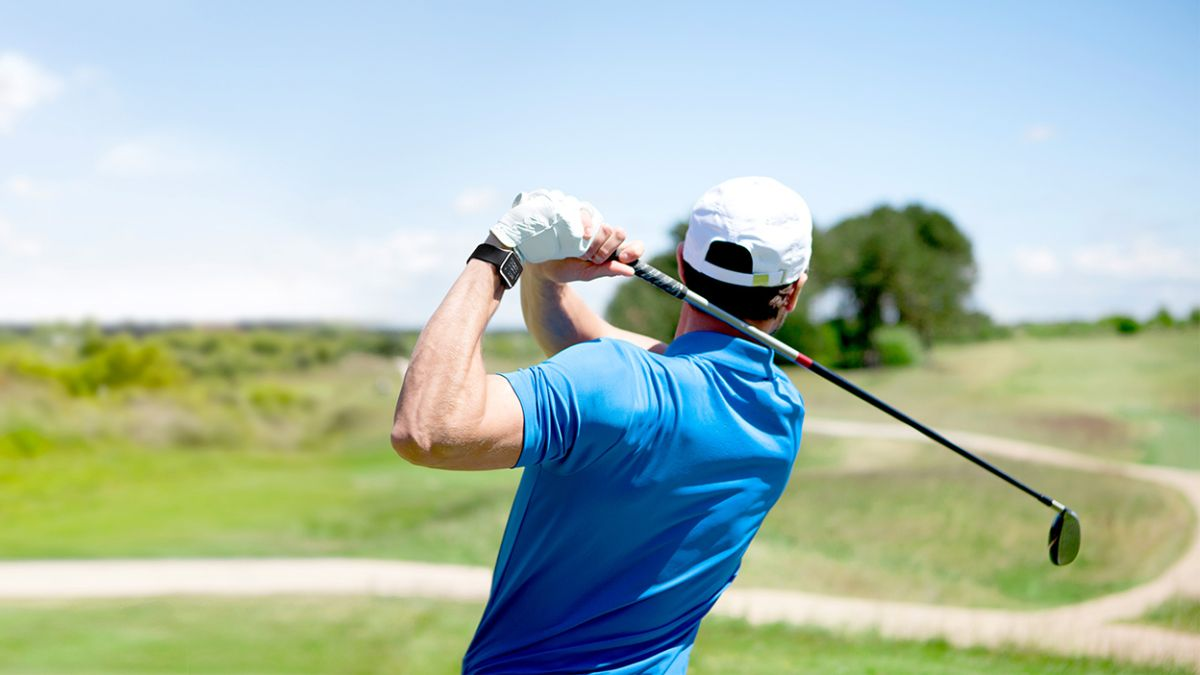 the best golfing gps watches for 2017 techradar. Black Bedroom Furniture Sets. Home Design Ideas