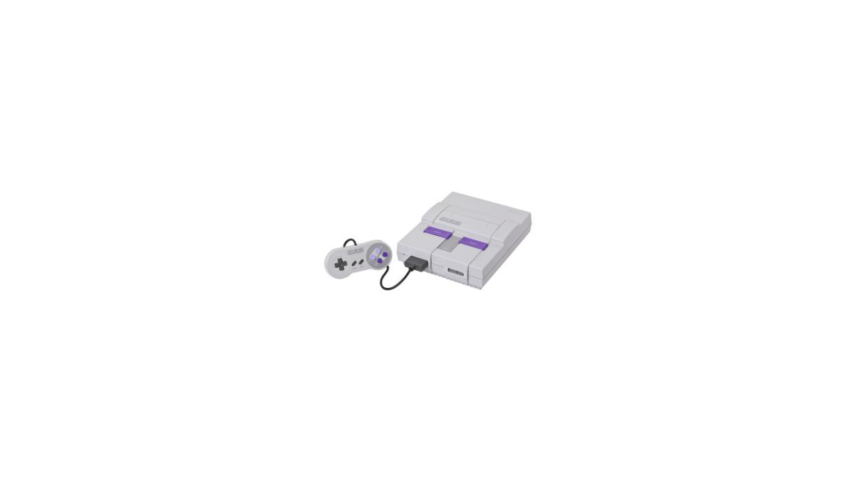 Sounds like a mini SNES Classic Edition is coming for the holidays, will you get one?