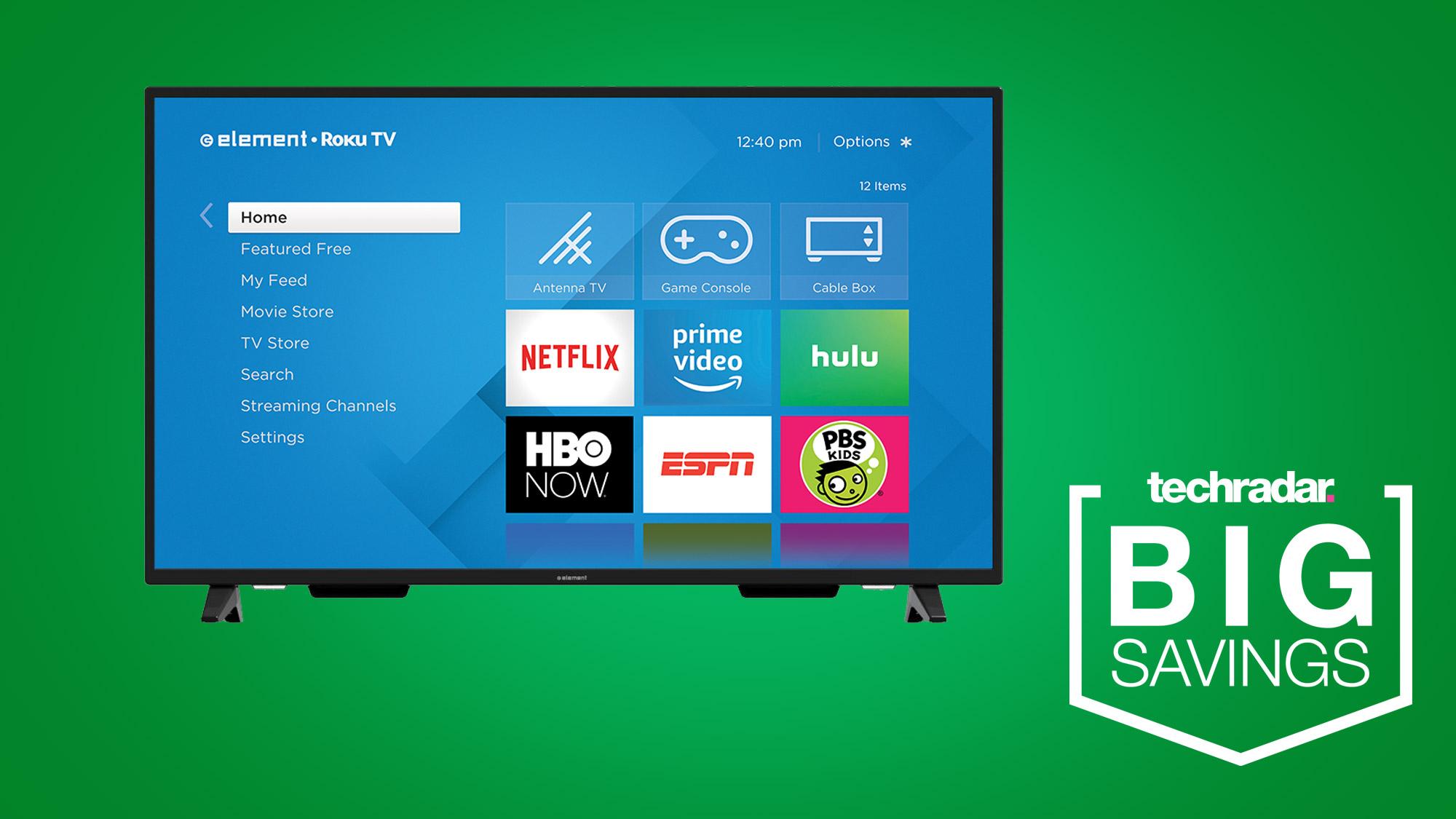 Cheap TV deals at Walmart: 4K TVs starting at just $189.99