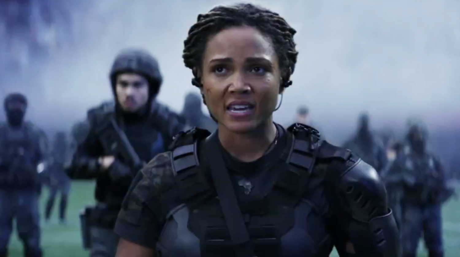 Watch the full trailer for sci-fi thriller 'The Tomorrow War' on Amazon Prime thumbnail