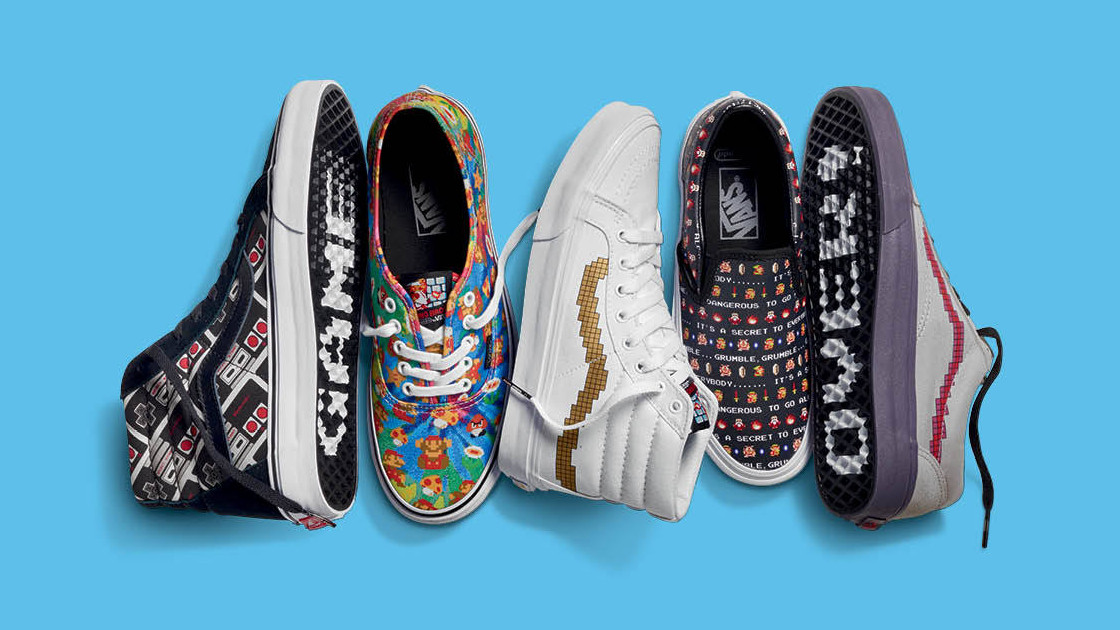 Vans Design Shoes 2017