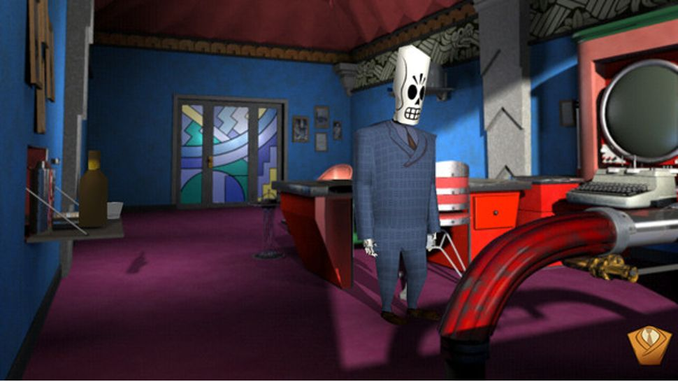 Grim Fandango Remastered is free on PC over at the big GOG winter sale