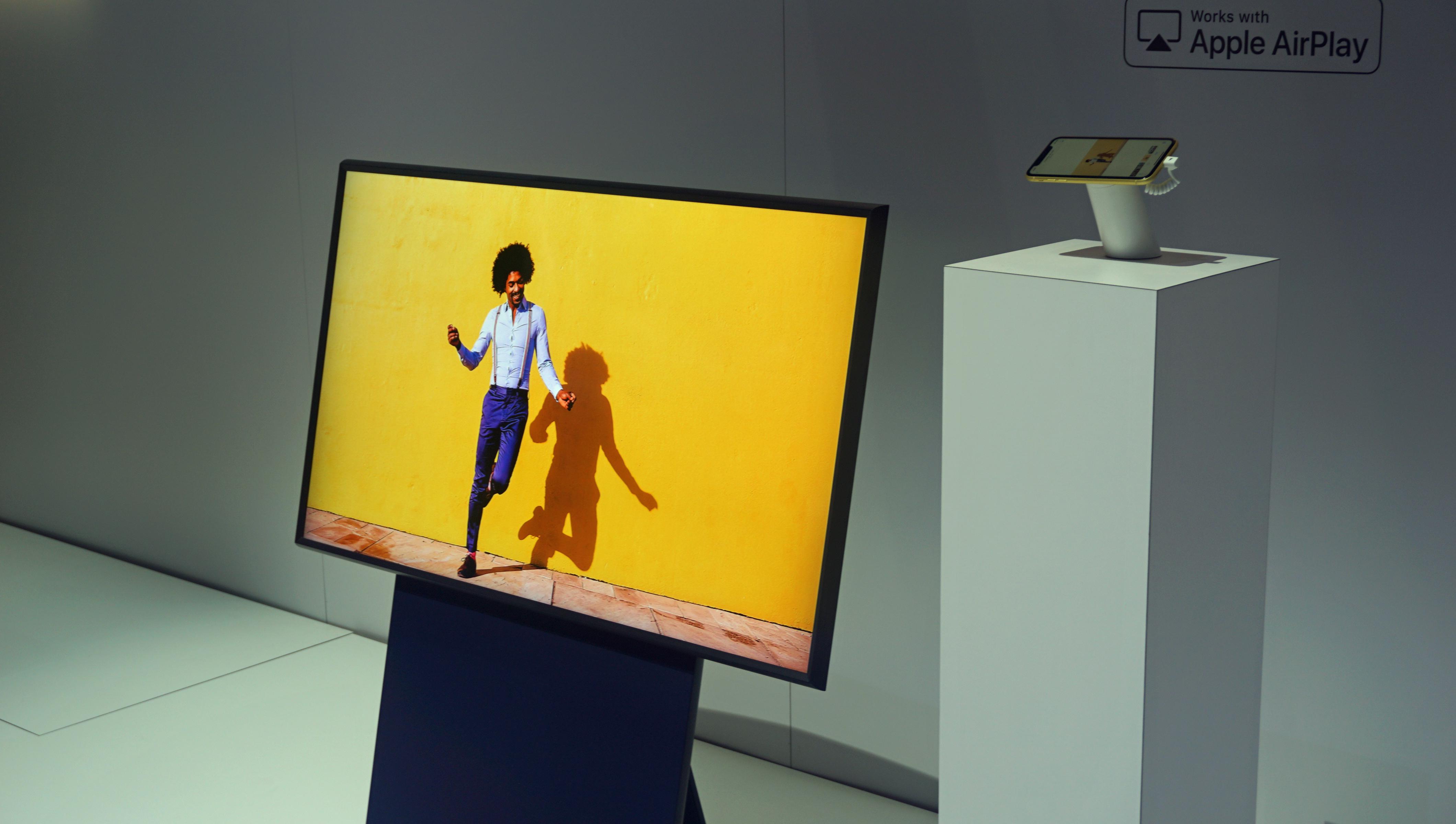 New Samsung TV 2020