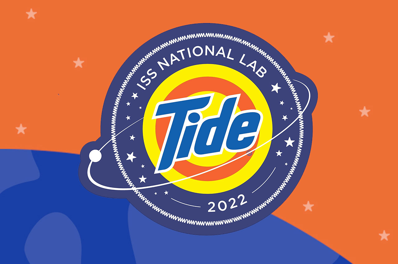 Tide to develop first laundry detergent for astronauts' clothing on space station