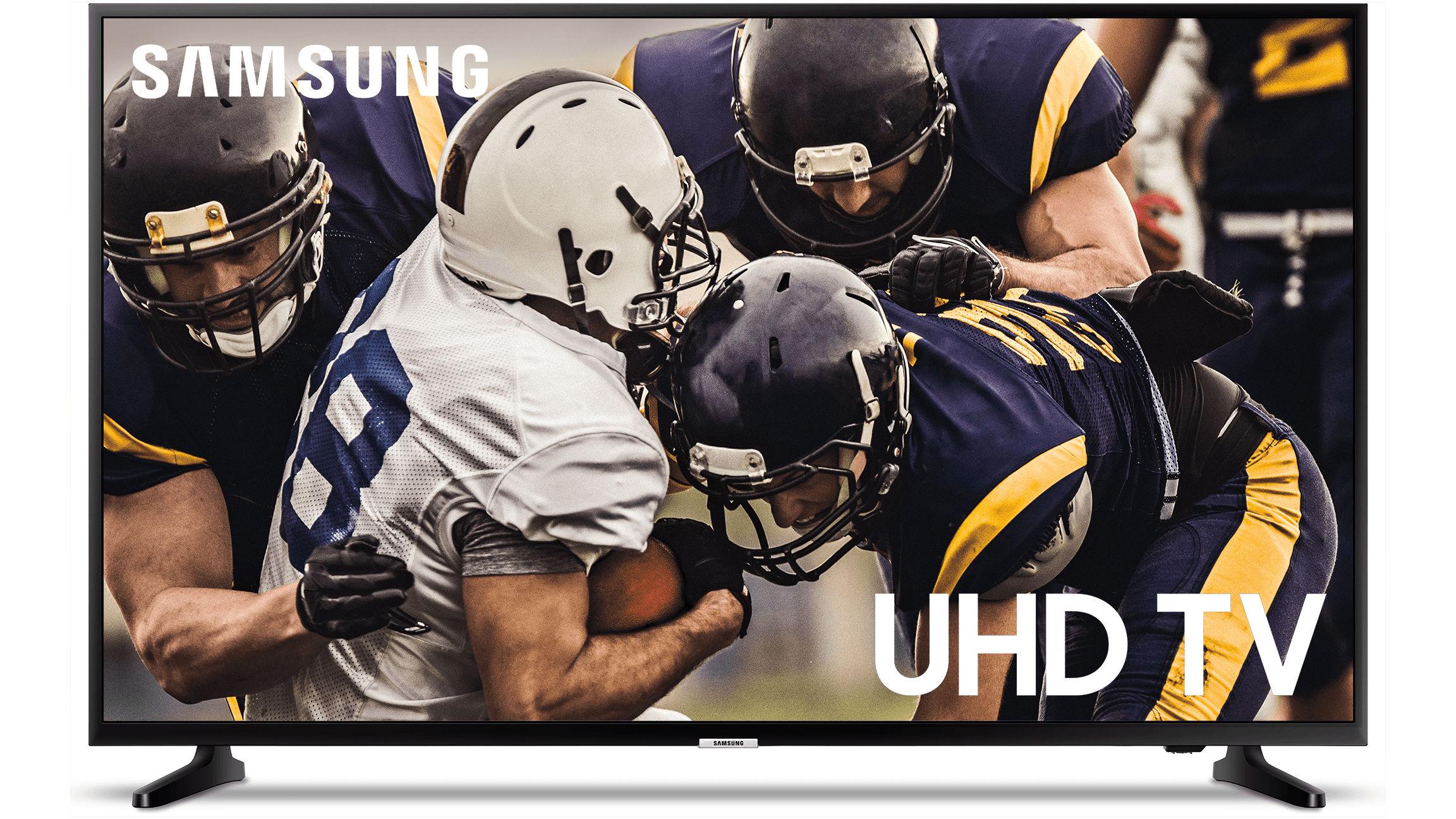 TV thông minh Samsung NU6900 4K