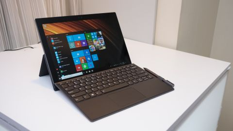 Lenovo Miix 630 hands-on