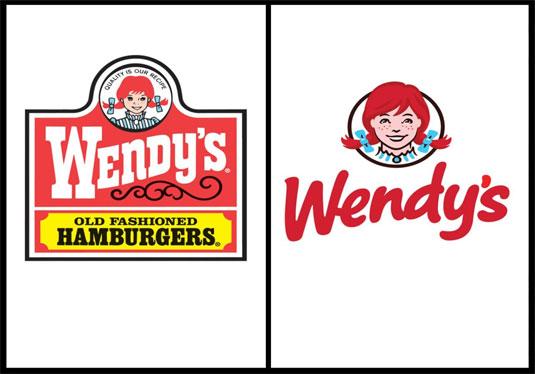 new wendys logo