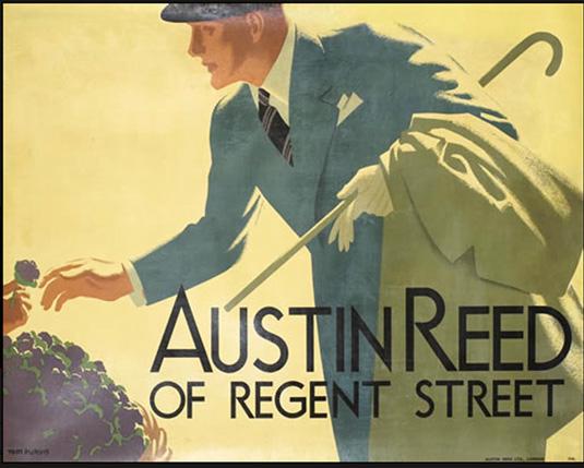 Vintage posters - Austin Reed
