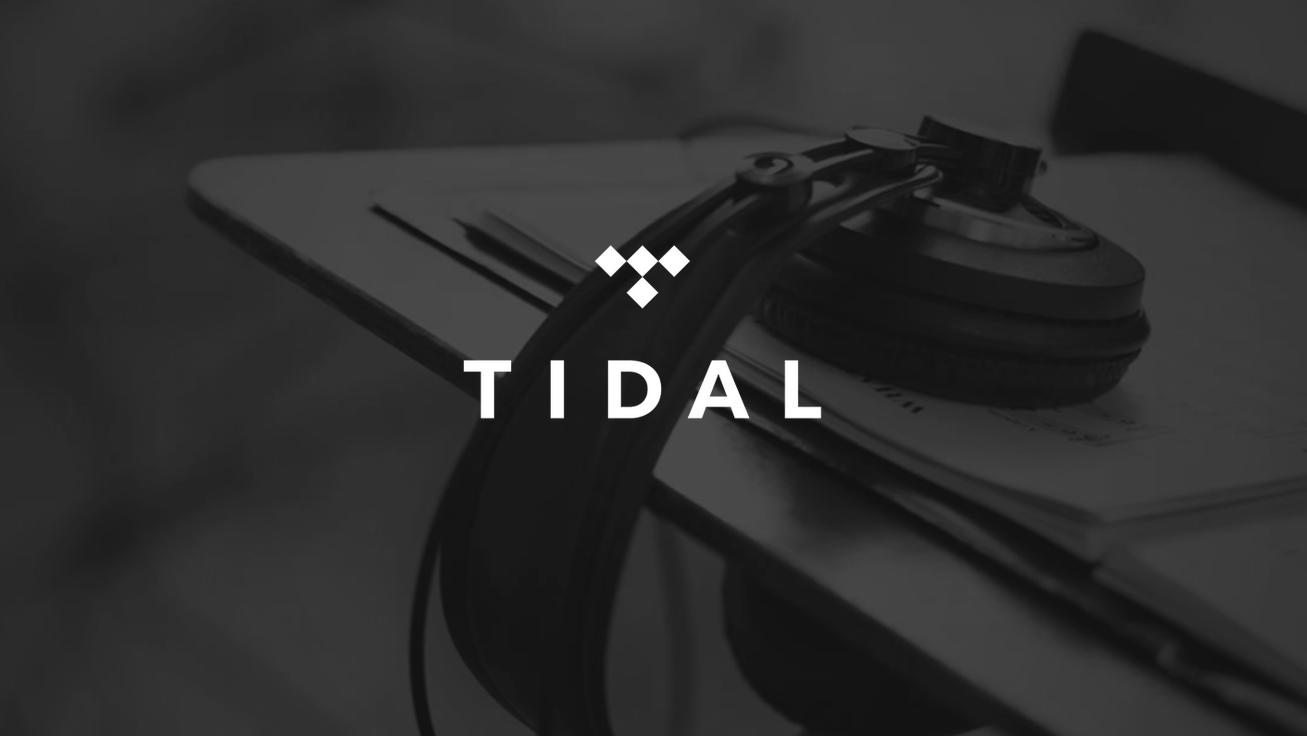 The Tidal logo
