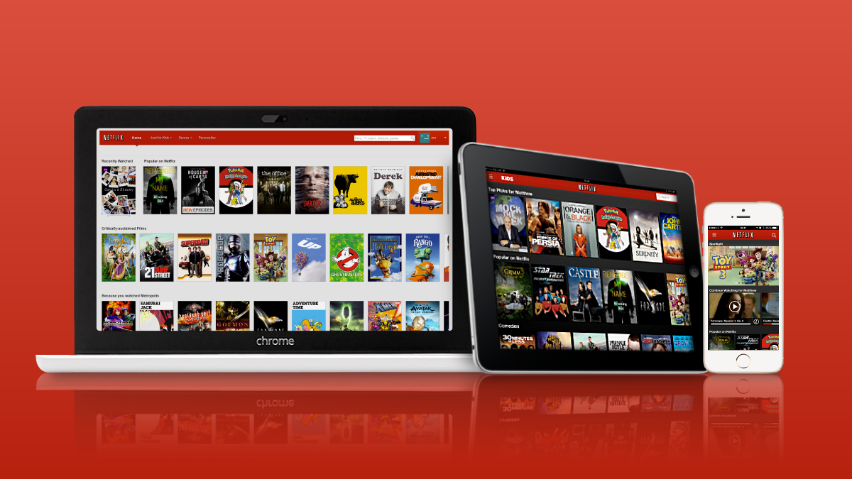Netflix Review TechRadar - The full netflix library could soon be available to everyone