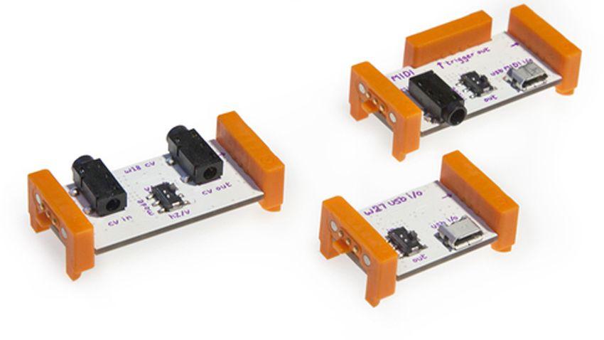 korg littlebits synth kit to get midi cv and usb audio modules musicradar. Black Bedroom Furniture Sets. Home Design Ideas
