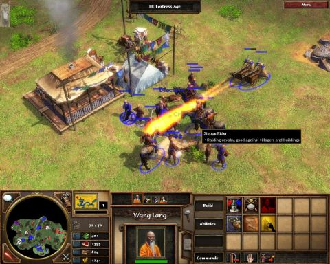 Age of empires 3 asian dynasties multiplayer