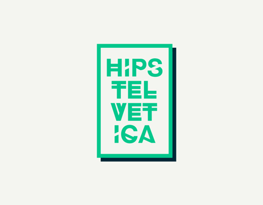 Free font: Hipstelvetica
