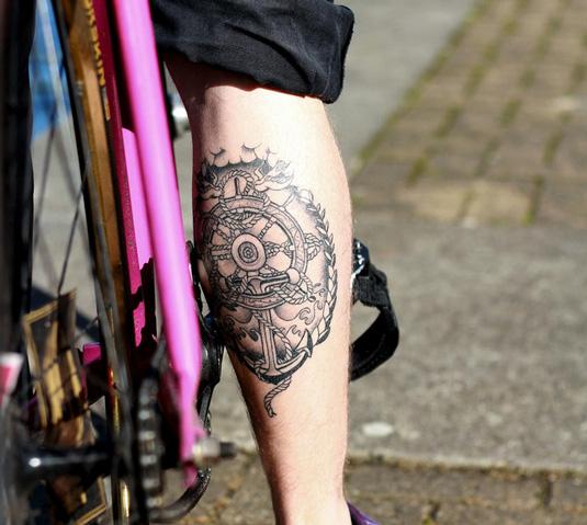 awesome tattoos: Gavin Strange