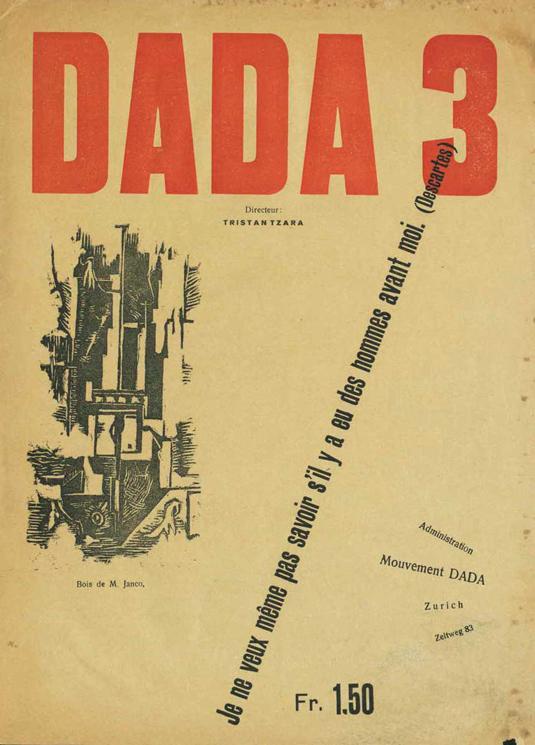 Dada Number 3