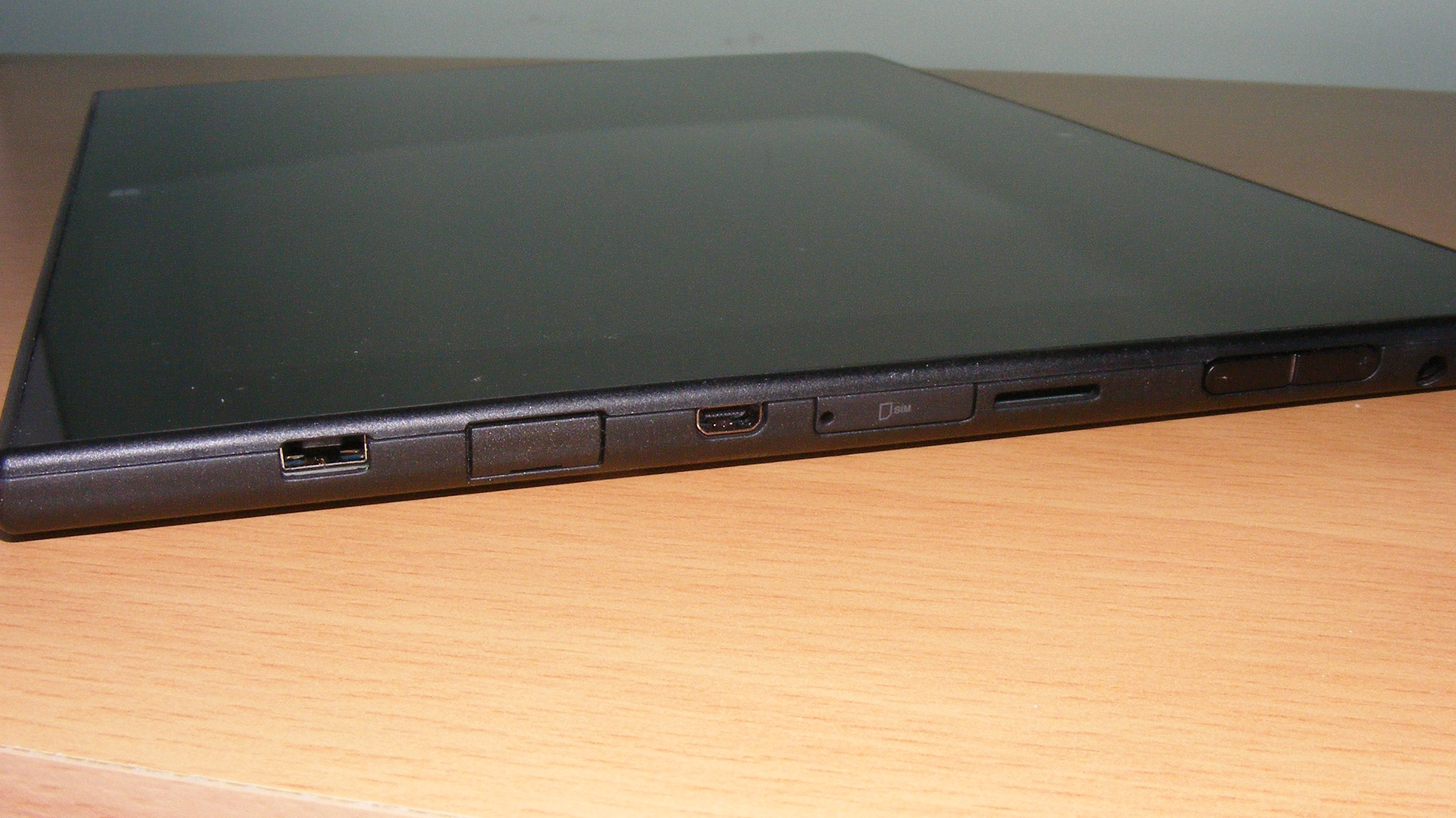 ThinkPad 10 ports