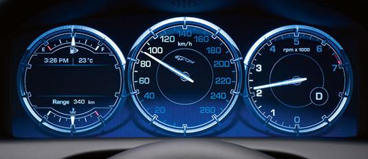 Custom Digital Gauge Cluster : The changing fascia of in car graphic design creative bloq