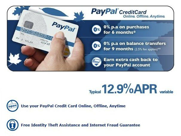 Paypal to debut credit card with a difference techradar - Paypal paiement differe ...