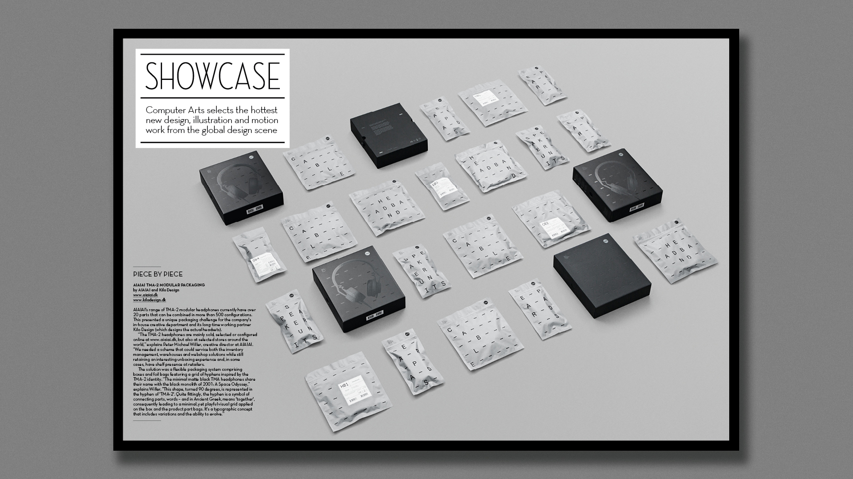 Computer Arts issue 253: showcase