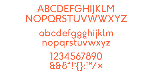 Ginger font by Rick Banks