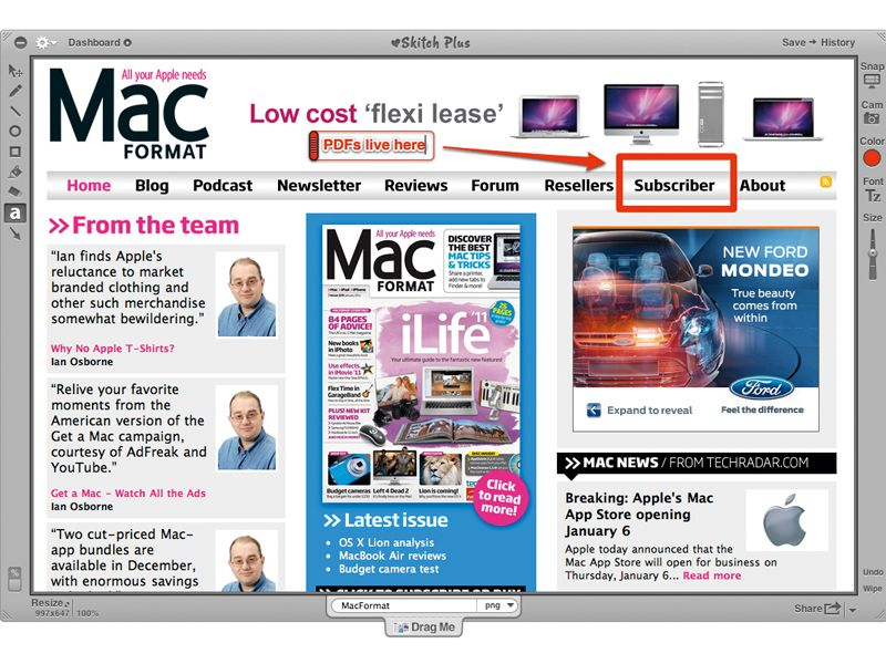 get a mac campaign analysis
