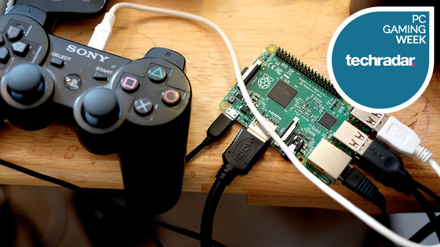 Raspberry pi retro games download