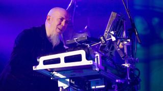 So much of what goes into this involves lots of pre production at home says Rudess of his tour rehearsal process
