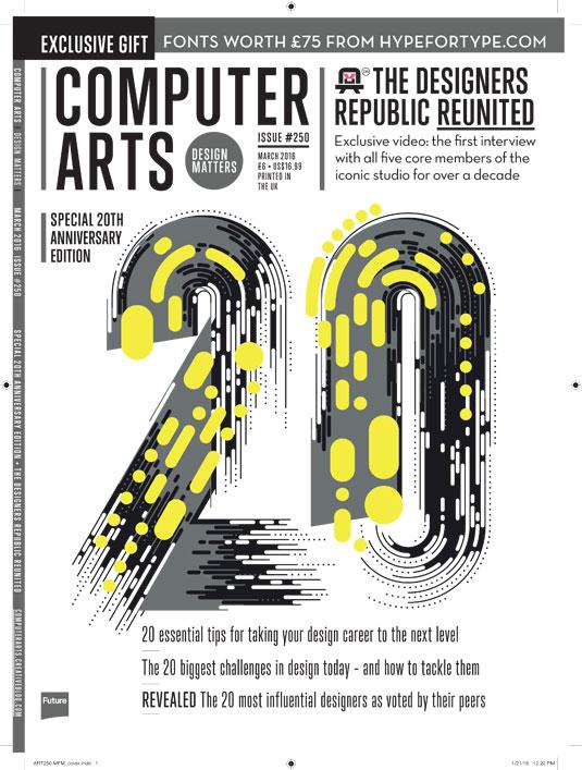 Computer Arts 250
