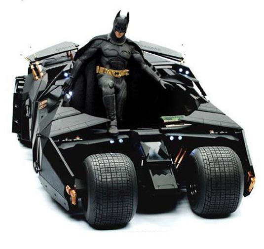 Batman merchandise: Batmobile