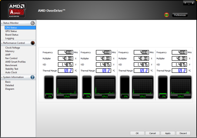 how to overclock amd cpu processor