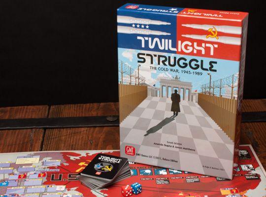 Board Games - Magazine cover