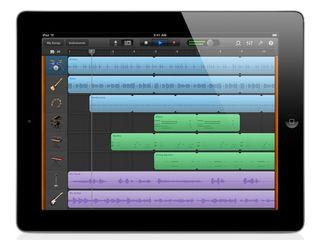 It s like GarageBand but on an iPad