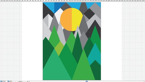 Add depth and texture in Illustrator 2