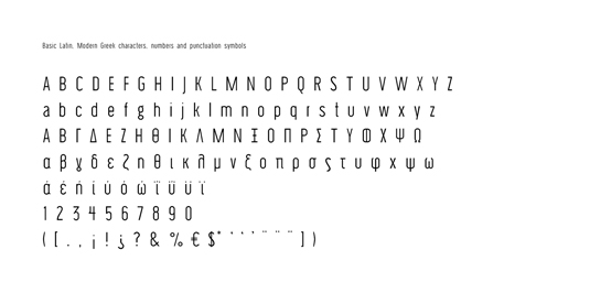 Wask New free font