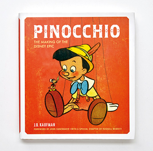 pinocchio the making of the disney epic