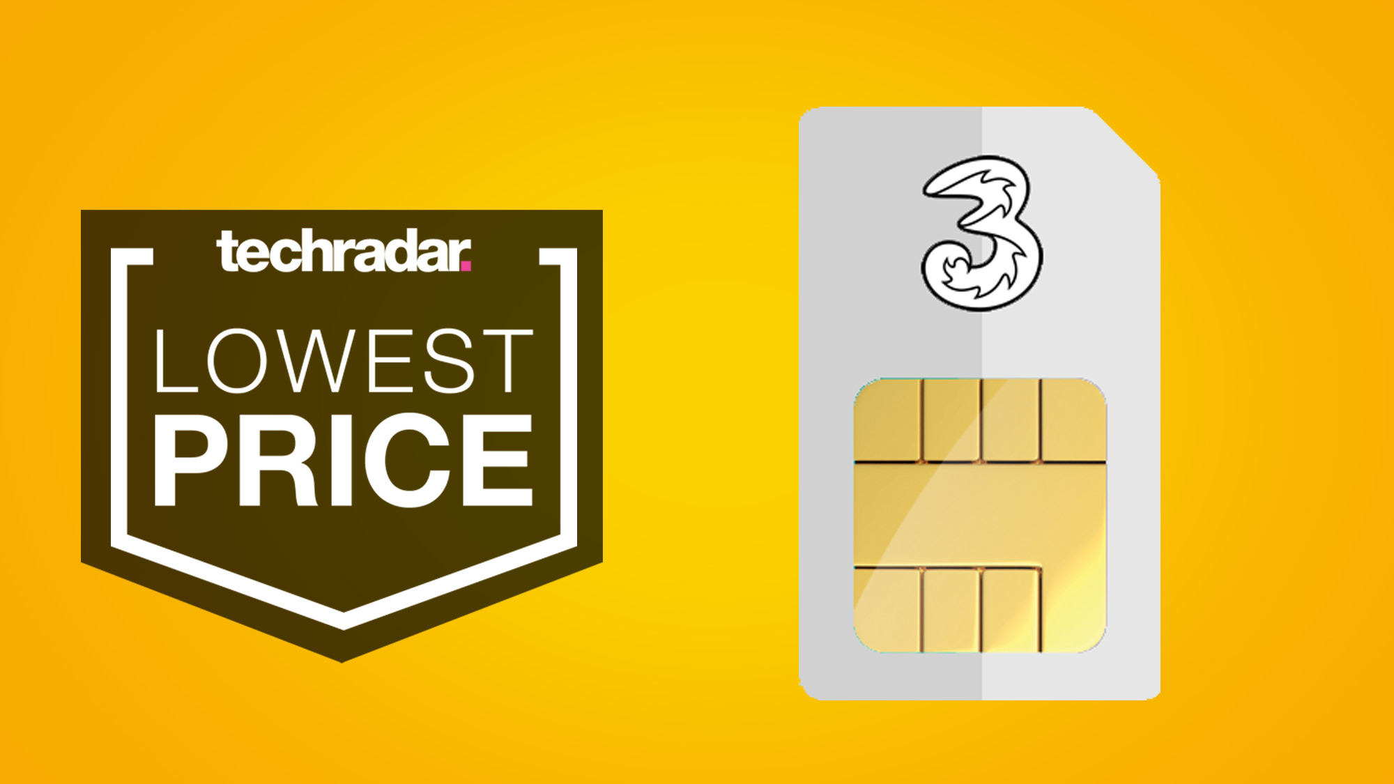 £10 a month for unlimited data: the end is in sight for Three's half price SIM only deal