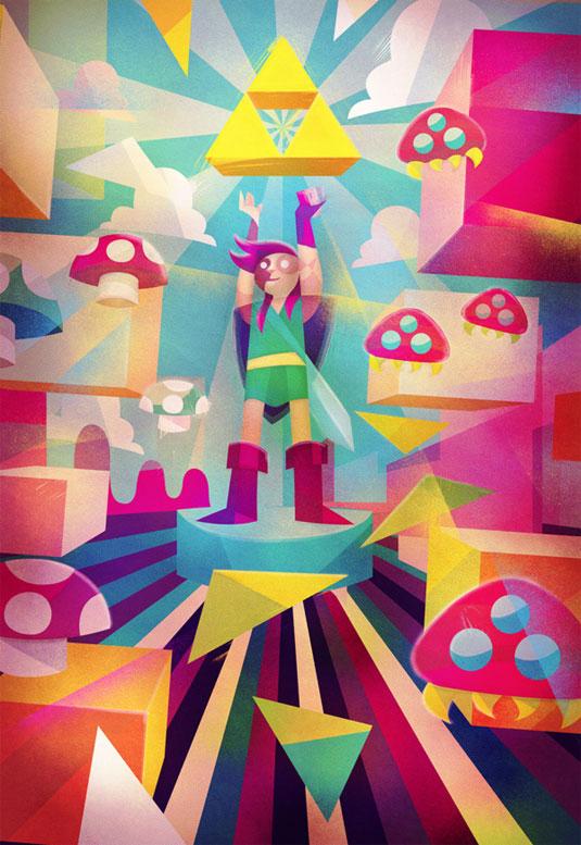 3nes illustration