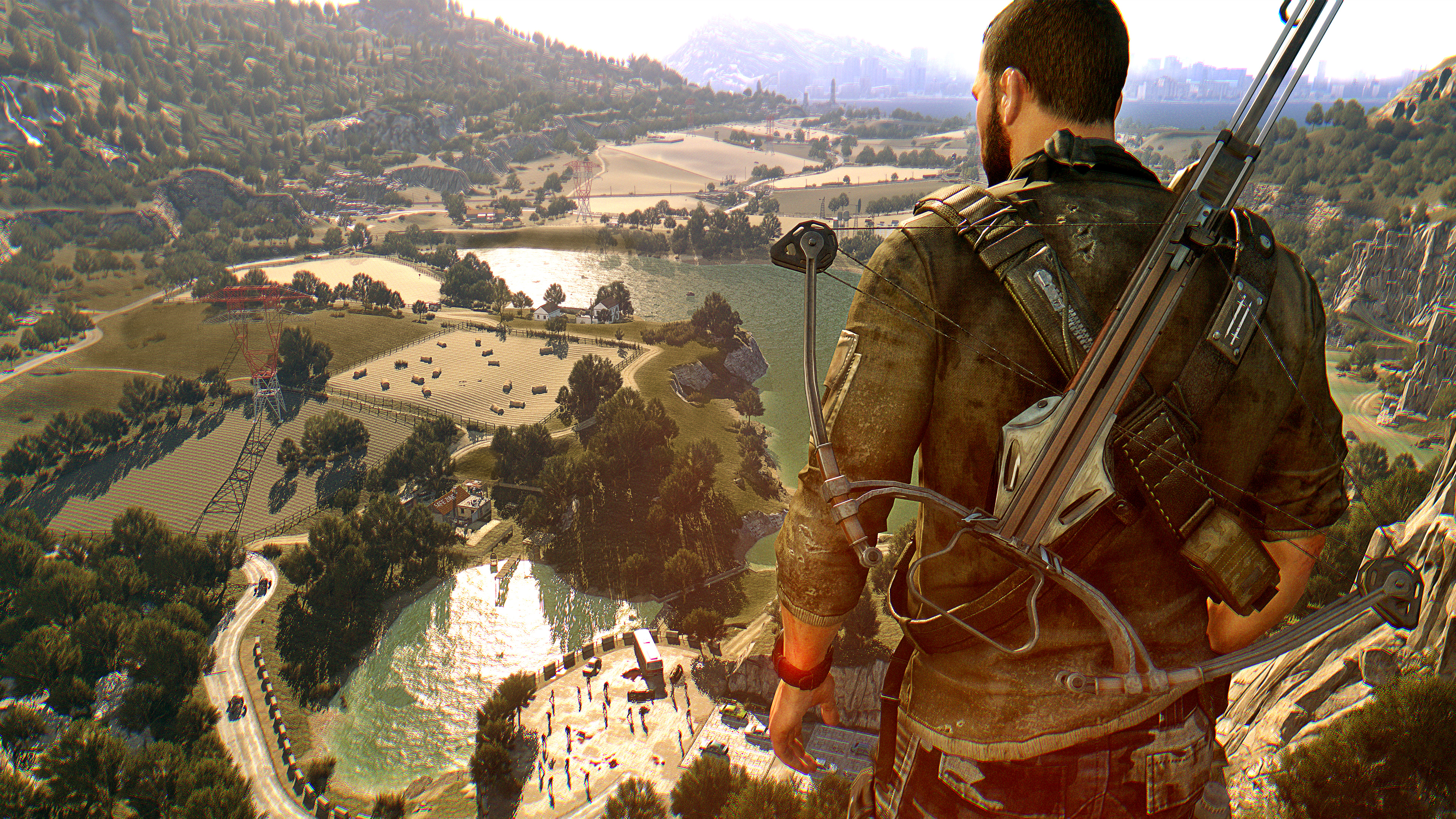 Dying Light The Following DLC review