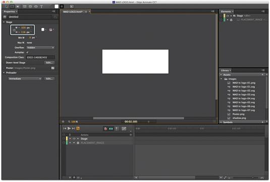 HTML animated logo design 10