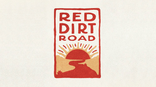 Logotype: Red Dirt Road