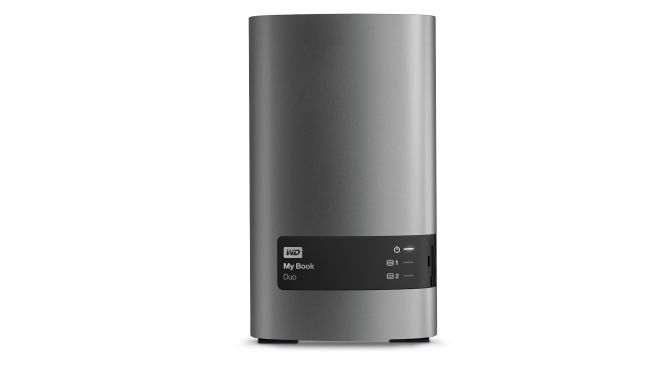 The WD My Book Duo 16TB
