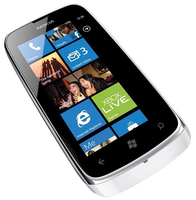 nokia lumia 610 review itproportal. Black Bedroom Furniture Sets. Home Design Ideas