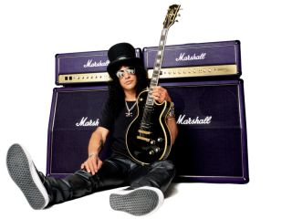 Slash says all is cool Just be patient