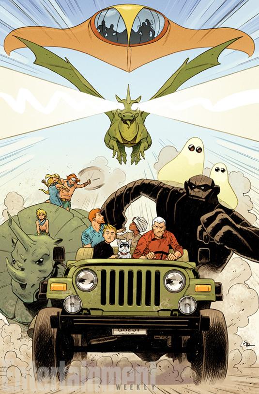 Hanna-Barbera comics